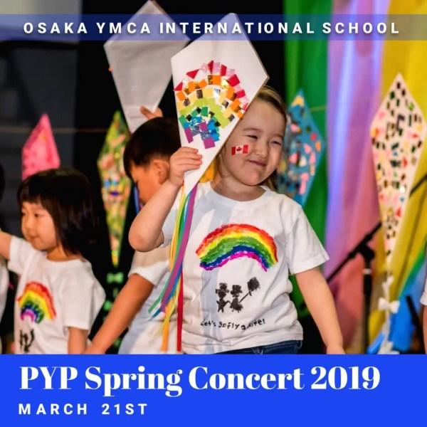PYP Spring Concert 2019