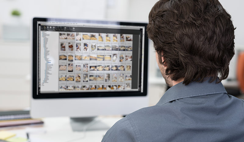 selecting the right images for your law firm website