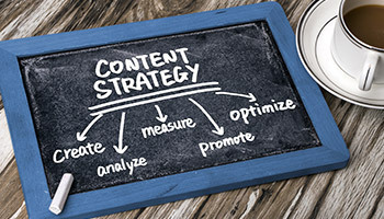 contribute to top blogs for content strategy