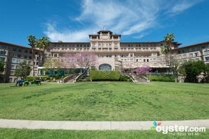 Grounds at The Langham Huntington, Pasadena, Los Angeles/Oyster