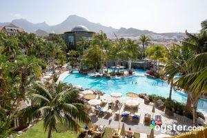 The Jardines de Nivaria Adrian Hoteles in Tenerife.