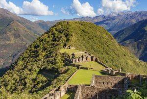 Choquequirao, Peru; Photo Credit: Shutterstock via SmarterTravel