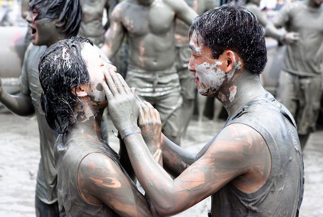 Mud Festival image courtesy of Flickr/Jirka Matousek