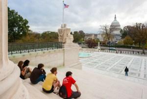 Supreme Court Building, Capitol Hill, Washington, D.C./Oyster