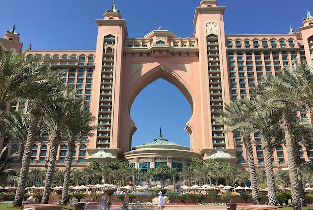 Atlantis, The Palm, Dubai/Oyster