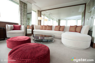 The Hyde Park Suite at the Lancaster London