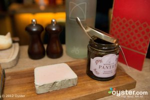 Guests can buy signature pantry items from The Merrion kitchen, such as red onion marmalade.