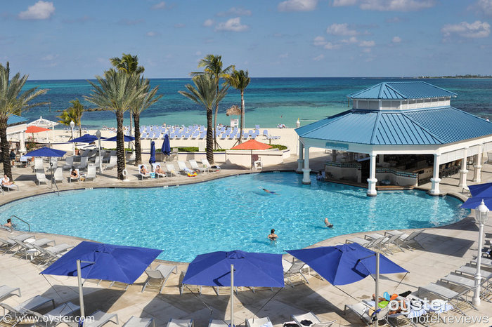 Sheraton Nassau Beach Resort in the Bahamas is offering a free roundtrip flight deal for guests who book a four-night stay.
