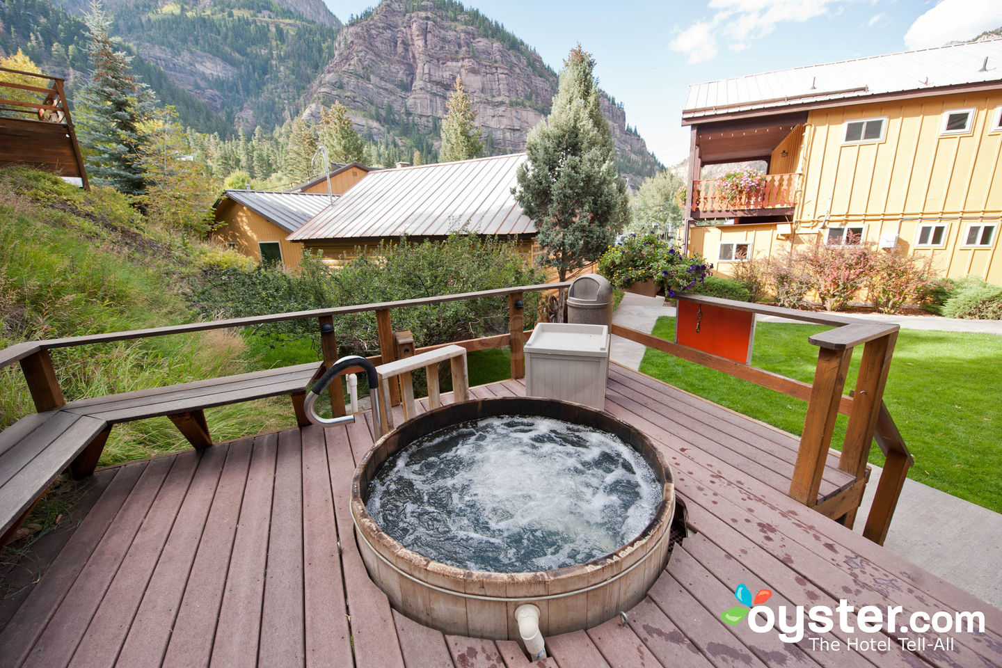 Box Canyon Lodge  Hot Springs Detailed Review Photos