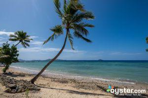 Photo: Beach at the Tadrai Island Resort in Fiji