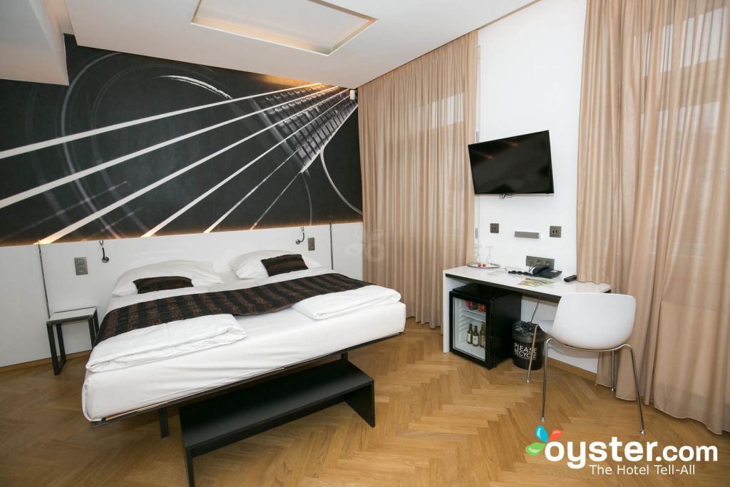The Classic Double Room at the Mosaic House