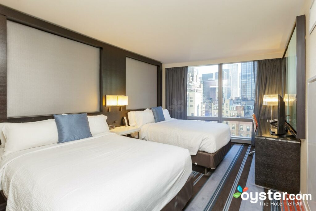Courtyard By Marriott New York Manhattan Central Park Review