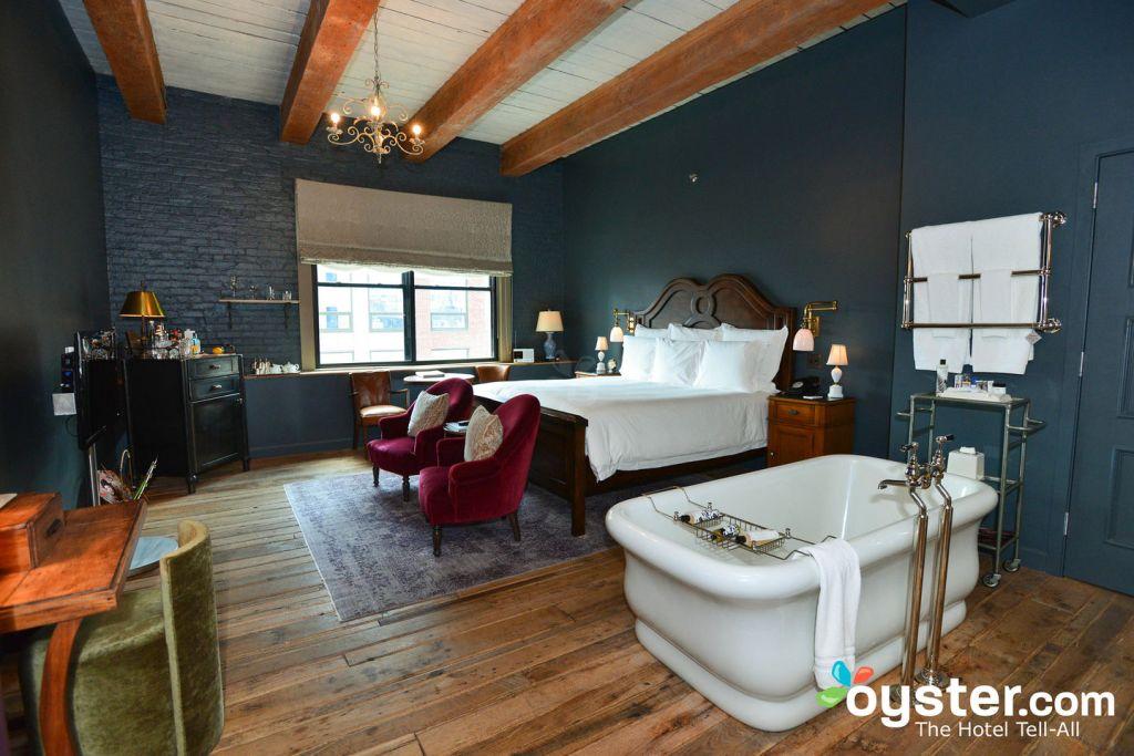 Medium Bedroom at Soho House New York