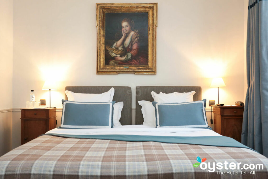 Hotel D Orsay Esprit De France The Superieure Suite At