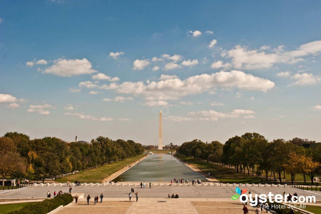 Washington Monument, National Mall/Oyster