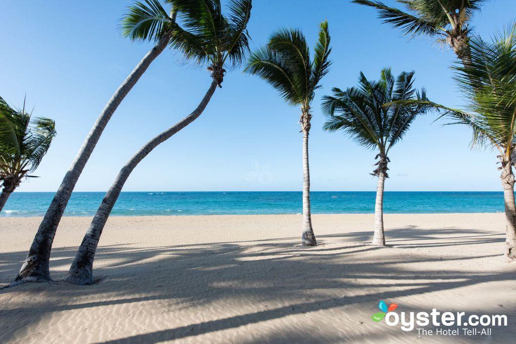 Beach at Portblue Le Sivory Punta Cana