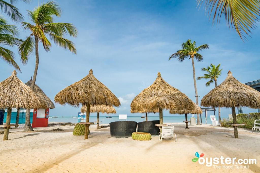 Beach at Aruba Marriott Resort & Stellaris Casino