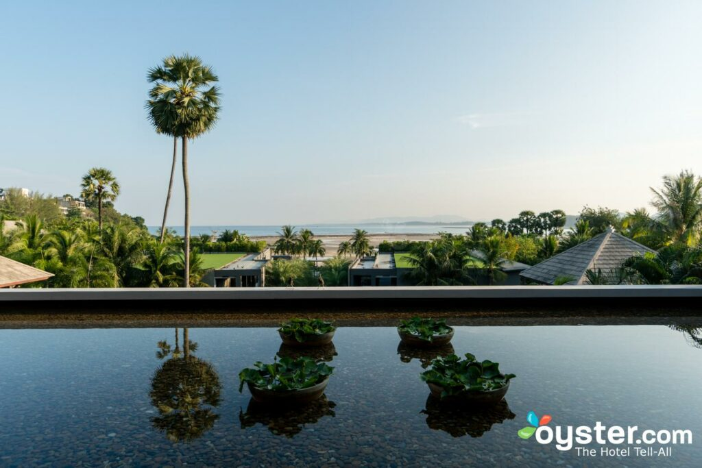 Phuket Marriott Resort And Spa Nai Yang Beach Review What