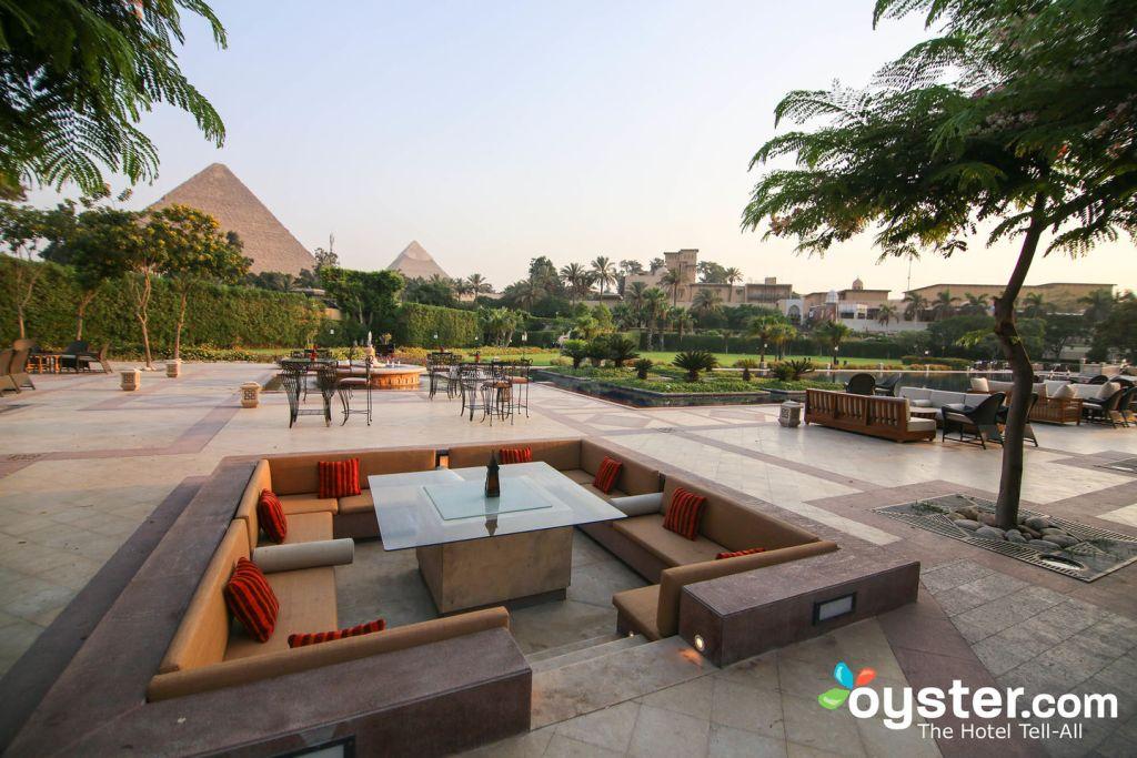 Mena House Hotel, Giza/Oyster