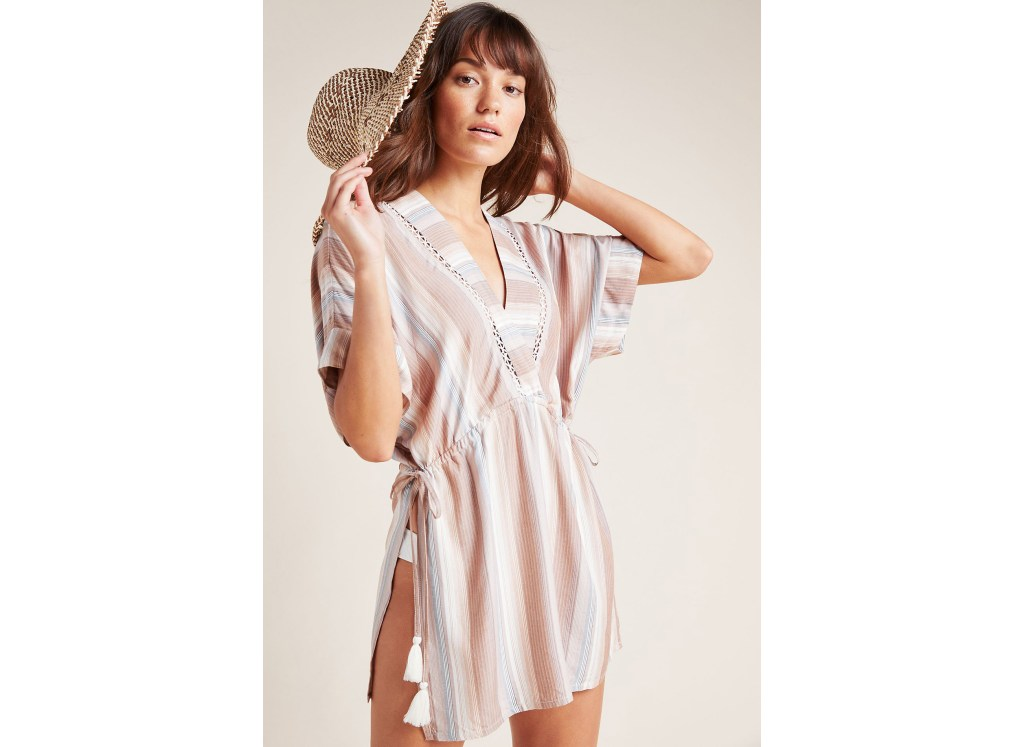 L Space Teresa Cover-Up Dress from Anthropologie
