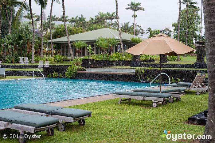 Travaasa Hana Hôtel; Maui, HI