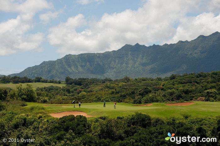 Westin Princeville Ocean Resort Villas; Kauai, HI