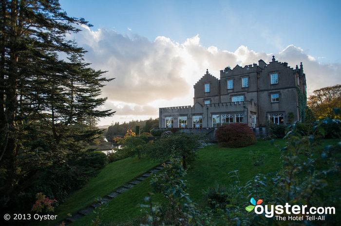Ballynahinch Castle Hotel, Irlanda