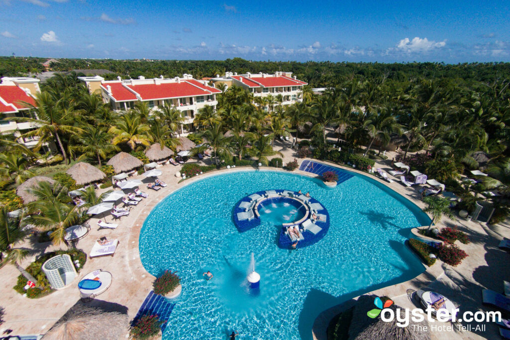 Aerial View of The Reserve at Paradisus Punta Cana/Oyster