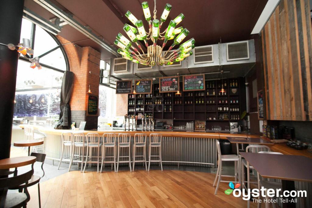 Bar al Generator Hostel Dublin