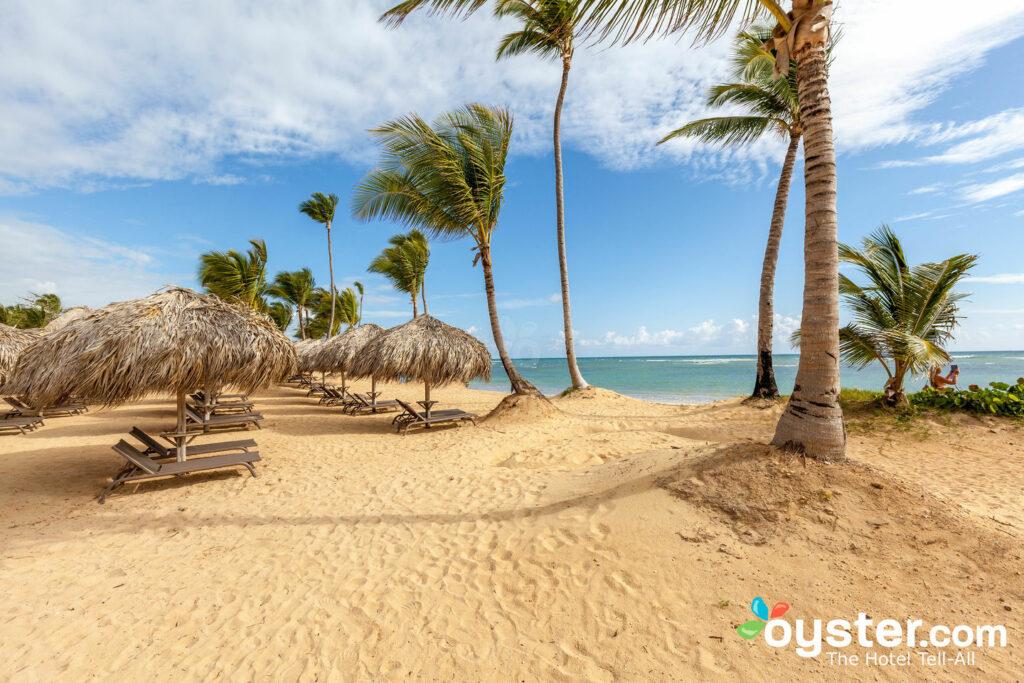 Spiaggia a Excellence El Carmen, Punta Cana / Oyster