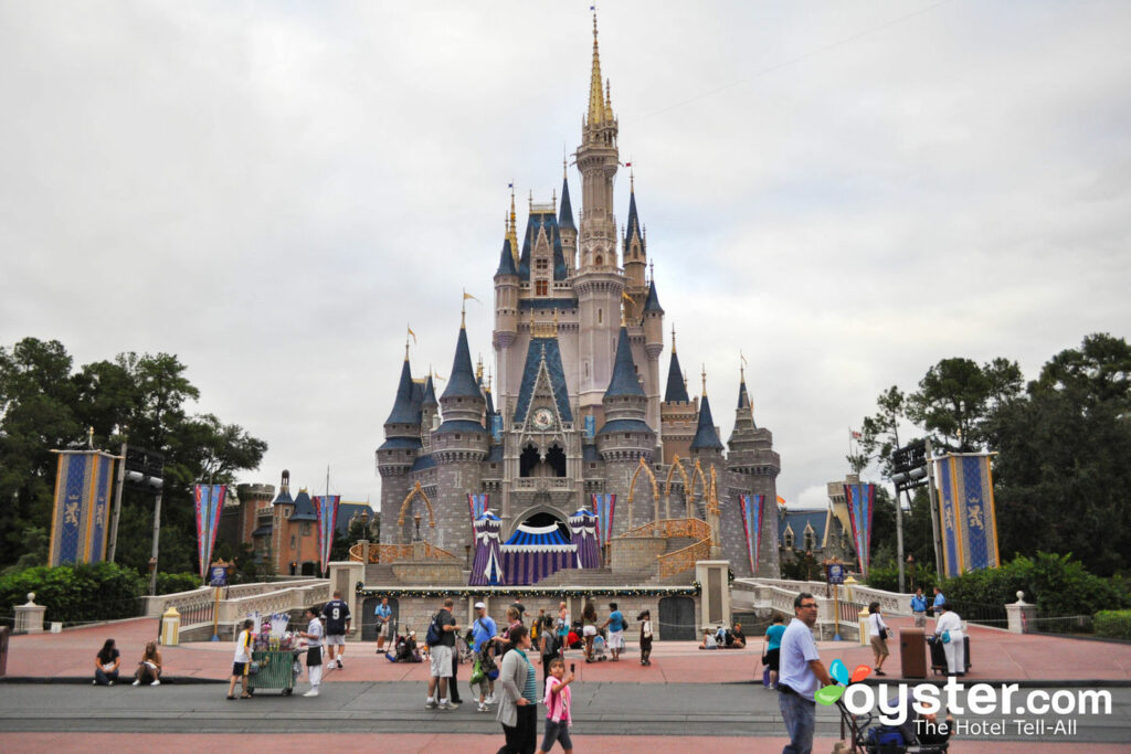 Magic Kingdom, Disney World, Orlando/Oyster