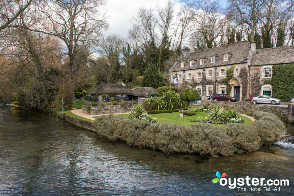 O Cisne Hotel, Cotswolds / Oyster