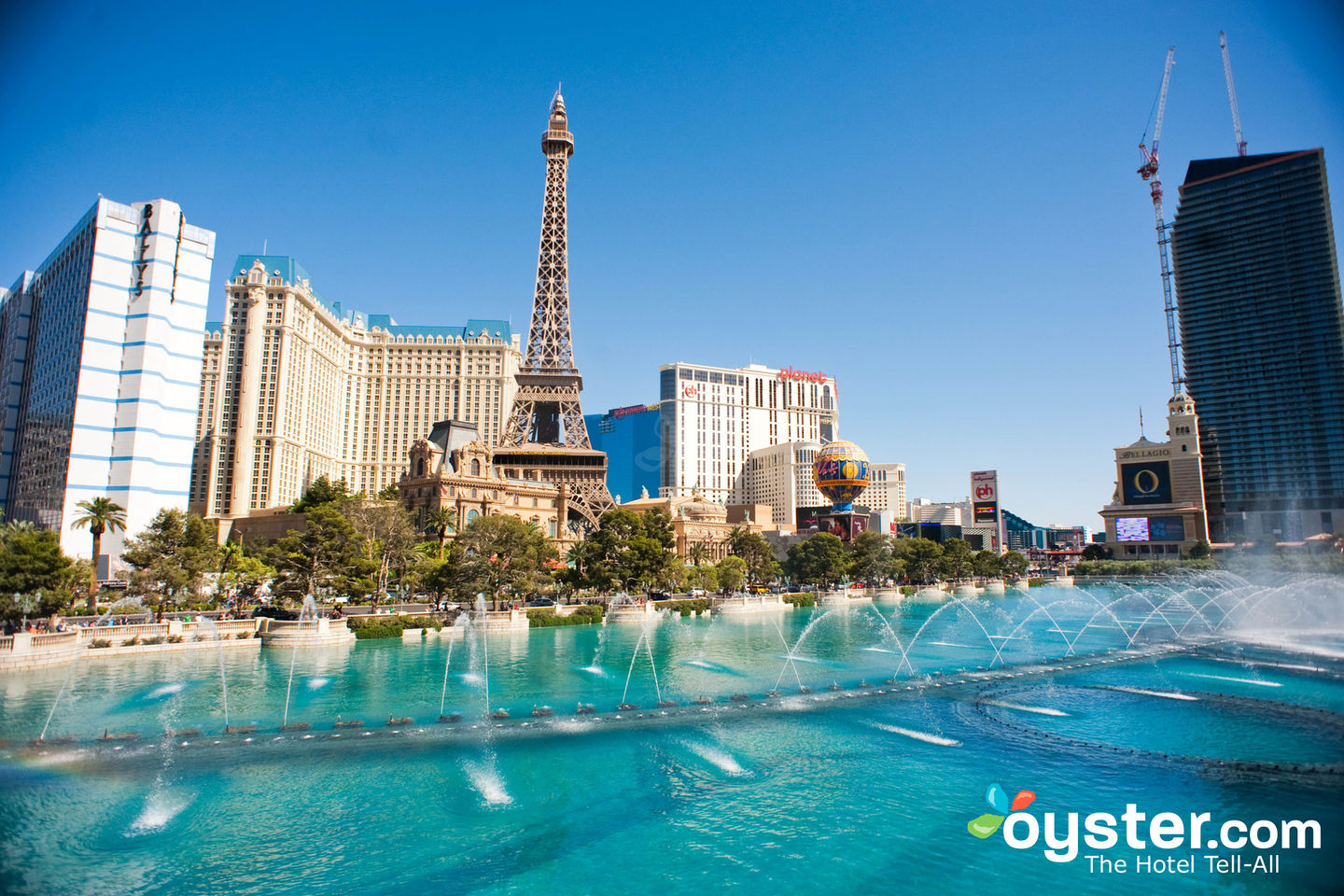 Best Las Vegas Hotels With No Casinos Oyster Com
