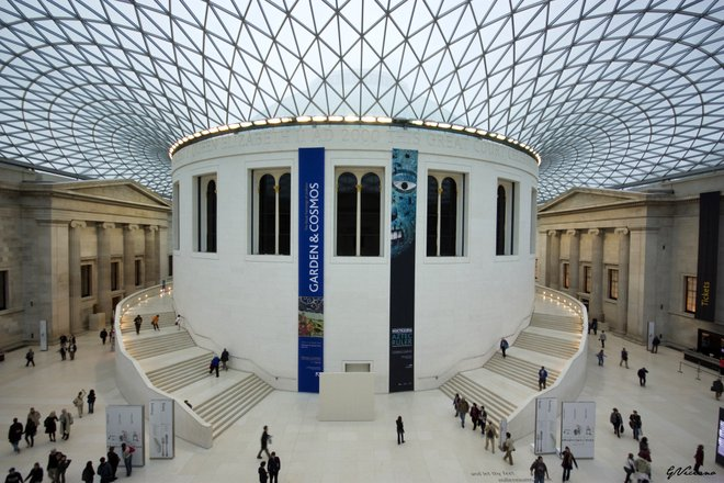 British Museum image courtesy of Guillermo Viciano.