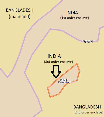 Courtesy of Wikimedia/Open Street Map/nittyG