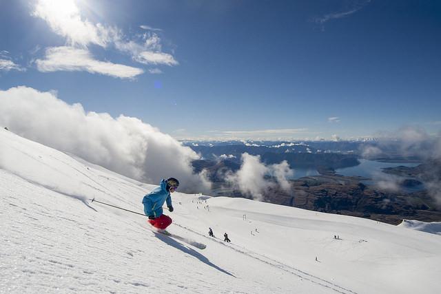 Turismo Nuova Zelanda / Flickr