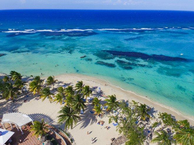 Luftaufnahme des ClubHotel Riu Ocho Rios / Oyster