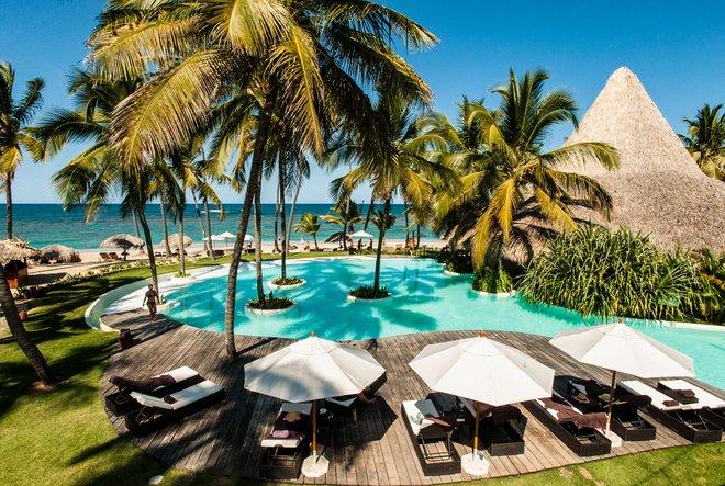 Vue de l'hôtel au Zoetry Agua Punta Cana / Oyster
