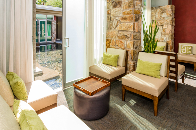 Spa en el Sanctuary en Camelback Mountain Resort & Spa / Oyster