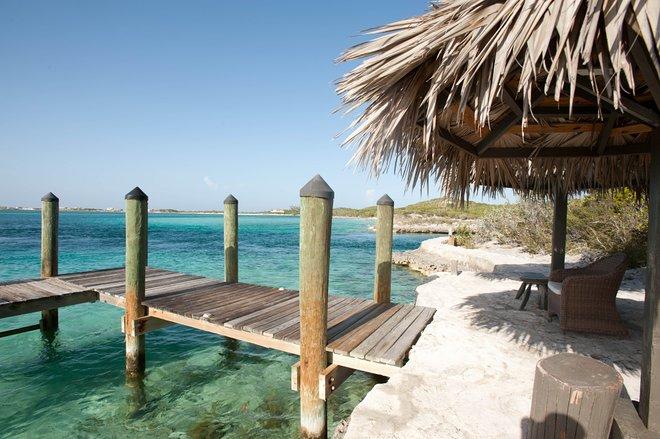 The Birdcage Villa en el Fowl Cay Resort / Oyster
