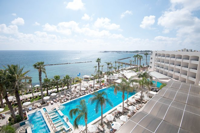 Alexander The Great Beach Hôtel, Chypre / Oyster