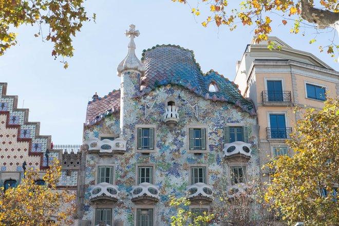 Casa Batlló / Ostra
