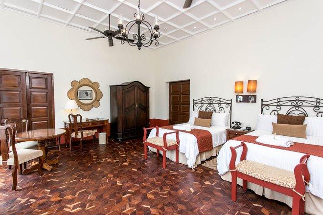 The Preferred Club Hacienda Suite at Dreams Tulum Resort & Spa/Oyster