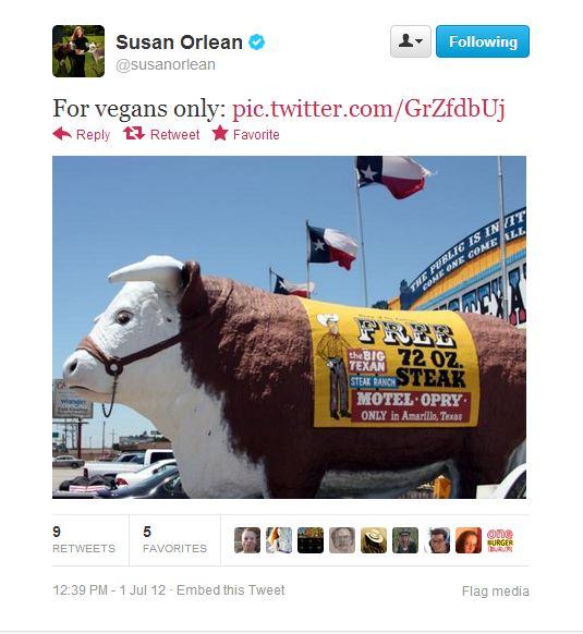 I tweet di Orlean sono divertenti, autoironici e commoventi