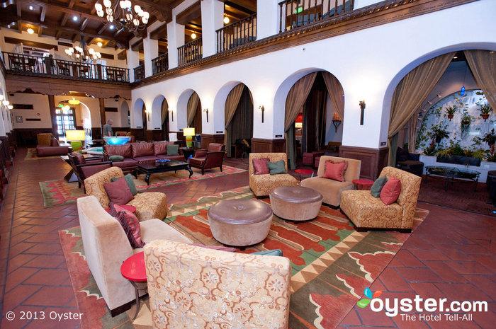 Hotel Andaluz, Albuzuerque, Nouveau-Mexique