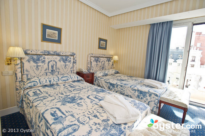 Hotel Ada Palast, Madrid