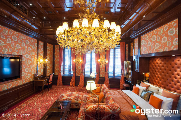 The 10 Coolest Hotel Rooms In The World Oyster Com