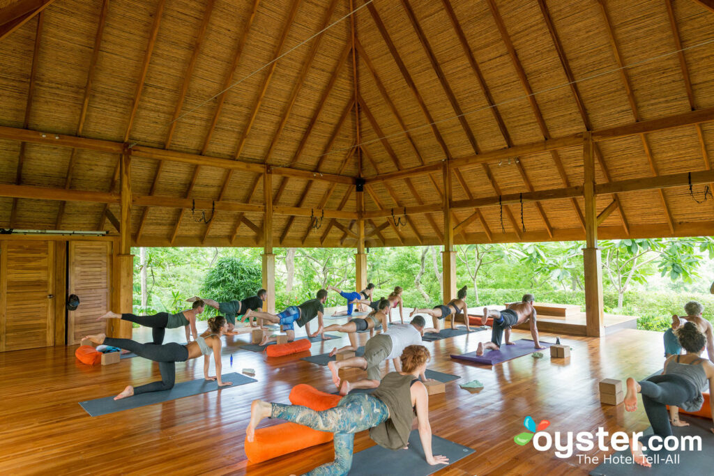 Akasha Shala au Bodhi Tree Yoga Resort / Oyster