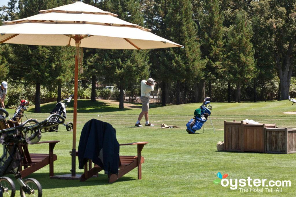 Campo de golfe no The Fairmont Sonoma Mission Inn & Spa