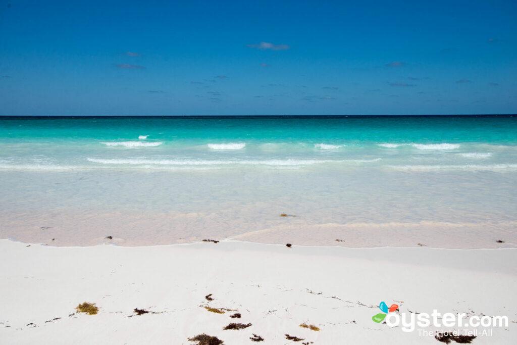 Pink Sands à Harbour Island, Bahamas
